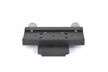 "10Micron 90-degree Changer Plate for 3"" Lodual for GM1000 Mount"